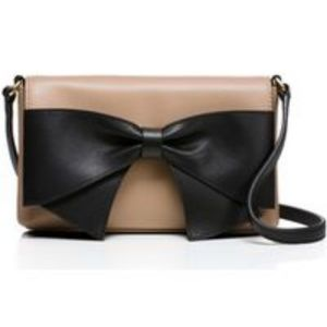Kate Spade Bow Crossbody Bag